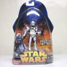 Commander Bacara clone trooper figure Star Wars rots 49 revenge of the sith 2005