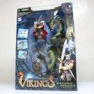 Vikings Monster Assault Playset Chap Mei Lontic norse warriors dragon toys 2007