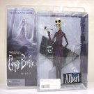 The Corpse Bride Albert Series 2 action figure McFarlane Toys 2005