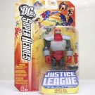 JLU Rocket Red single pack Justice League Unlimited Mattel 2006
