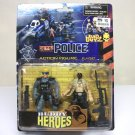 Buddy Heroes 2-pack figures set S.W.A.T. Police Chap Mei Big Lots force gi joe