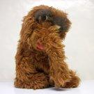 "1976 Sesame Street Snuffy vintage plush doll Snuffleupagus Muppets 17"" Knickerbocker Toys"
