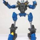 2005 Ghost Rider Mega Morphs transforming figure Marvel Toybiz toys