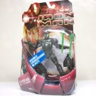 "2008 Marvel 6"" Titanium Man figure - Iron Man movie Marvel Legends scale Hasbro"