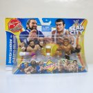 WWE Slam City Damien Sandow vs Albert Del Rio 2-pack 2013 Mattel