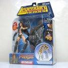 2007 Witchblade Pitt Legendary Comic Book Heroes series toybiz Marvel Toys