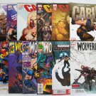 FREE SHIP Cable & Wolverine Lot of 50 Marvel comics VG-NM books x-men x-man generation x