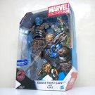 "Marvel Universe Frost Giant & Loki set WalMart 16"" savage asgard Hasbro 2010"