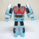 Transformers G1 Hot Spot figure fire truck engine blue Protectobot Defensor Takara Hasbro 1986