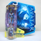 "Tsu'tey Avatar 4"" figure na'vi warrior James Cameron's movie Mattel 2009"