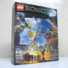 Lego Bionicle Mask Maker vs Skull Grinder set 70795 - 171 pcs 2015