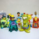 Simpsons Lot of 12 Treehouse of Horror Burger King Kids Meal toys 2011 BK