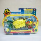 Pac's Pineapple Tank & the Ghostly Adventures transforms pac-man Ban Dai bandai 2013