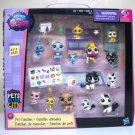 LPS Pet Families mega 14-pack pets in the city littlest pet shop playset #319 - #332 Hasbro 2015