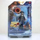 Captain Barbossa POTC On Stranger Tides Disney movie Pirates of the Caribbean Jakks Pacific 2011