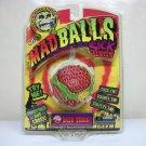 Madballs Bash Brain Sick Series 1 #1567 squishy exposed brain retired Basic Fun 2007