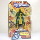 "DC Classics Lord Naga Kobra 6"" figure - Wave 19 S.T.R.I.P.E. DCUC universe Mattel 2011"