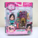 Vanellope w/ Candy Kart Sugar Rush Racers Wreck It Ralph new von schweetz Thinkway Toys 2013