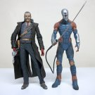 "Metal Gear Solid Ninja & Revolver Ocelot Lot of 2 series 1 6"" McFarlane Toys 1998"