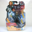 "Thor Secret Strike Loki 3.75"" movie figure #04 Marvel Universe MU Hasbro 2010"