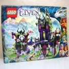 Lego Elves Magic Shadow Castle set new sealed 41180 Ragana's 1014 pc 3 mini figure dragon 2016