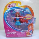 "Winx Club Bloom 3.75"" fairy Believix Collection figure doll nickelodeon Jakks Pacific 2012"