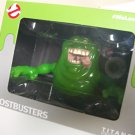 "Ghostbusters 4.5"" Slimer Titans vinyl figure translucent ghost summer exclusive 2016"
