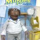 2004 Muppet Show Beauregard figure Series 7 janitor stagehand Palisades Toys