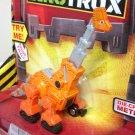 DinoTrux Skya diecast toys dreamworks netflix orange brachiosaurus dinosaurs Mattel 2015