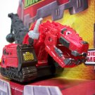 DinoTrux Ty Rux diecast toys dreamworks netflix red tyrannosaurus rex dinosaurs Mattel 2015
