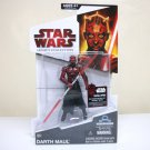 Star Wars Darth Maul BD05 Legacy Collection shirtless sith lord droid factory L8-L9 Hasbro 2009