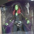 Gamora Marvel Legends Guardians of the Galaxy Vol. 2 figure gotg mantis thanos BAF Hasbro Toys 2017