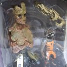 Rocket Raccoon Guardians of the Galaxy Marvel Legends movie series groot gotg Hasbro Toys 2014