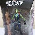 Gamora Guardians of the Galaxy Marvel Legends movie series groot thanos gotg Hasbro Toys 2014