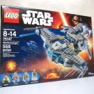 Lego Star Wars Star Scavenger 75147 set 4 mini figures droids vehicle 558 pc starscavenger 2016
