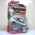 2010 Transformers Wheeljack Deluxe Class Generations autobot sports car Hasbro