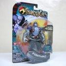 "Thundercats cyber arms 4"" Panthro v2 action figure thunder cats BanDai 2011"