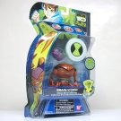 Ben 10 Brain Storm Alien Force figure Deluxe Alien Collection brainstorm Bandai 2009
