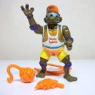 Spike 'N Volley Don 1992 sewer spitting TMNT figure vintage donatello Teenage Mutant Ninja Turtles