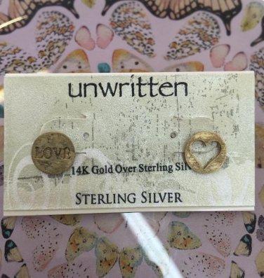 Unwritten Love Earrings