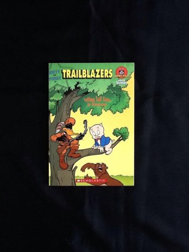"Trailblazers ""Telling Tall Tales in Tennesee"" Scholastic Book"