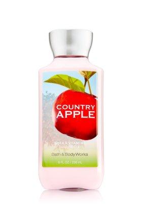 Bath & Body Works Country Apple Body Lotion