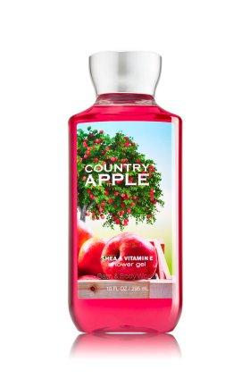 Bath & Body Works Country Apple Shower Gel