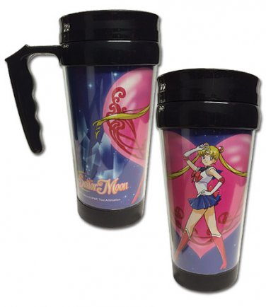 Sailor Moon Tumbler With Handle