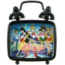 Sailor Moon Group Mini Desk Clock