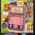 **NEW DISCOVERY KIDS EDUCATIONAL TOYS BILINGUAL GIRLS TEACH & TALK TABLET**