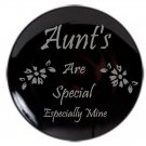 "Personalized Decal for Gift Plates, ""Aunt"", Great Christmas Gift!"