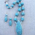 Turquoise Mosaic, set