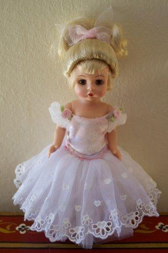 "Madame Alexander Ballet Dreams 8"" Doll 48730 Blonde Ballerina"