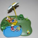 Playmobil 4140 Wading Pool Playset Set Lot